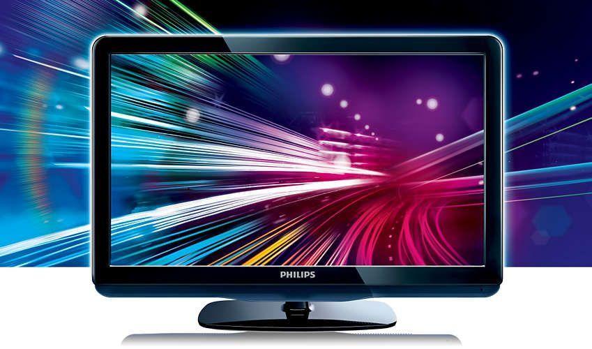 televizor led philips 26 inch , 66cm