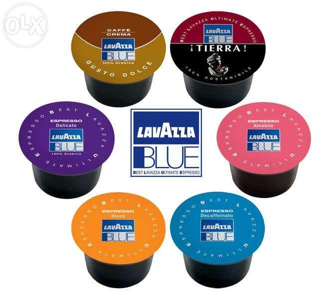 Capsule LAVAZZA BLUE si ESPRESSO POINT (toate sortimentele)