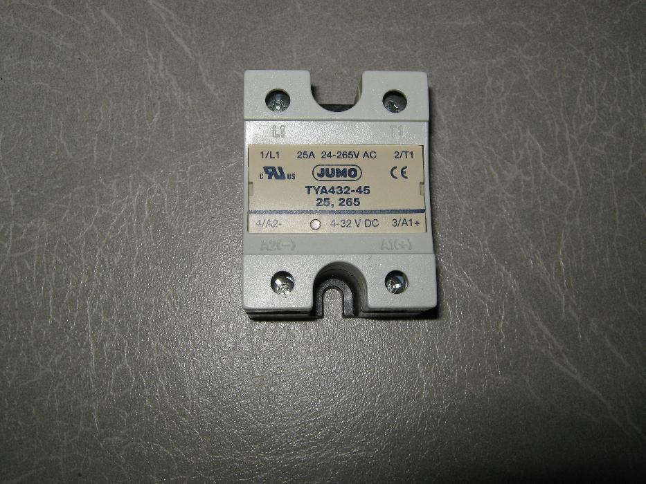 Releu static JUMO TYA432-45 Thyristor Power Switch