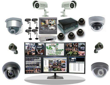 Instalação de Camara de Vigilancia
