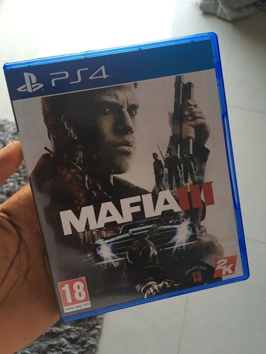 Vendo Meu Máfia 3 PS4