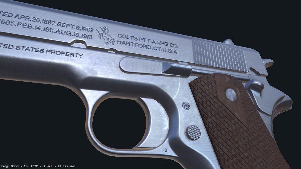 Pistol CU AER COMPRIMAT MANUAL!! Colt Spring Airsoft 6mARC