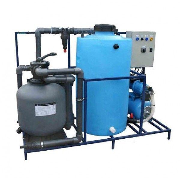 Cистема очистки воды для автомоек АРОС