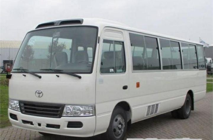 Vendo viatura de marca mini autocar coaster Ingombota - imagem 1