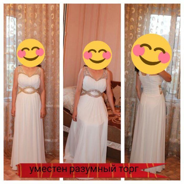 Можно одеть на кыз узату ,одеть как свадебное платье или же на выпуск