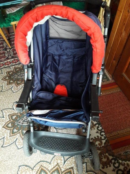 Комбинирана количка в перфектно състояние