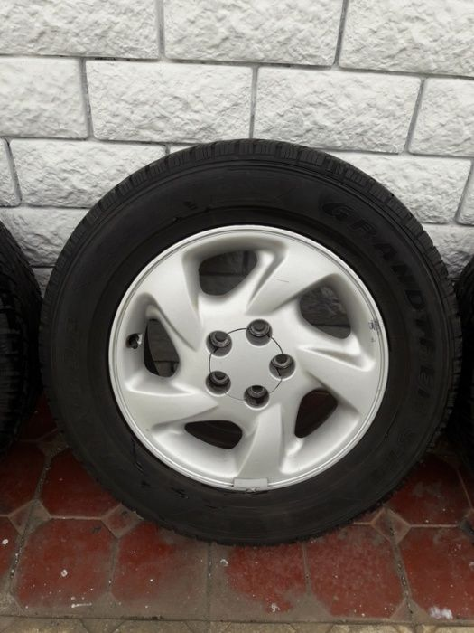 Jante Toyota RAV4 6.5x16 5x114,3 Oradea - imagine 5