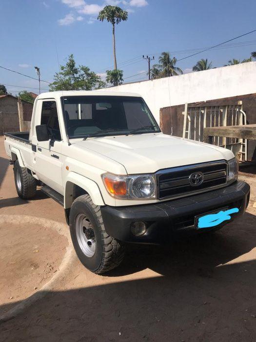 Toyota HZ em promoçao