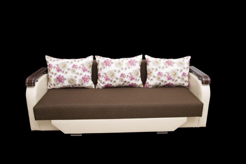 Canapea memo 3 locuri extensibila