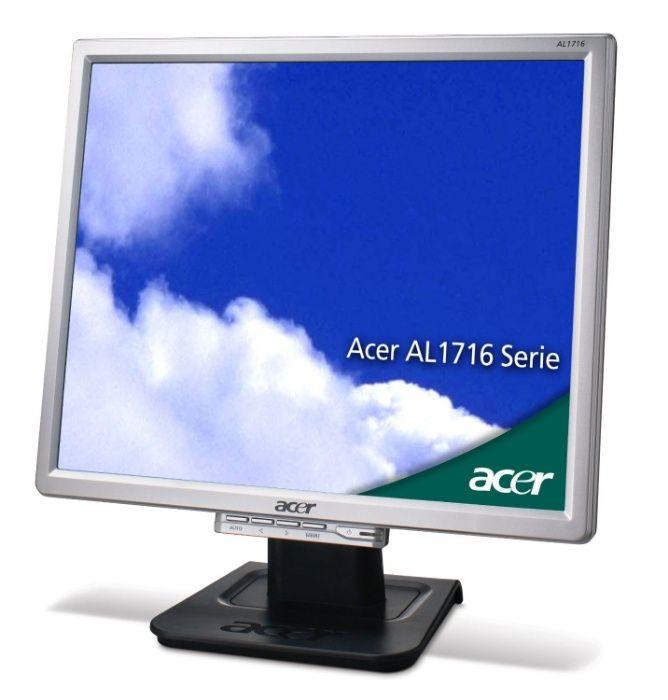 Монитор Acer AL1716 Работещ в отлично състояние