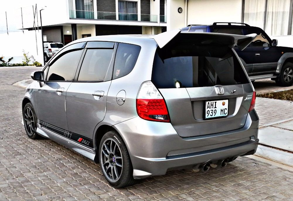 Honda fit Maputo - imagem 3