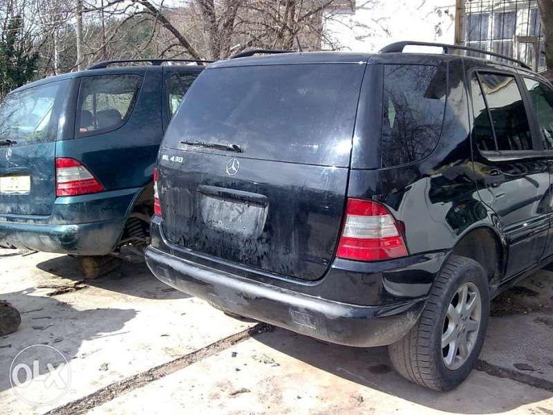 НА ЧАСТИ Mercedes ML270 CDI