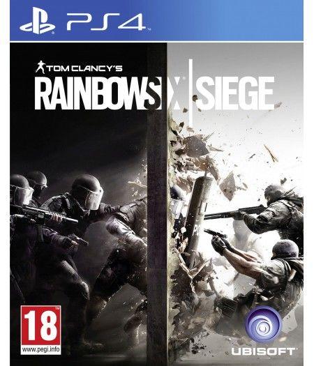 Tom Clancy's Rainbow Six Siege / PS4 / Игра / Нова / Playstation4 / TV