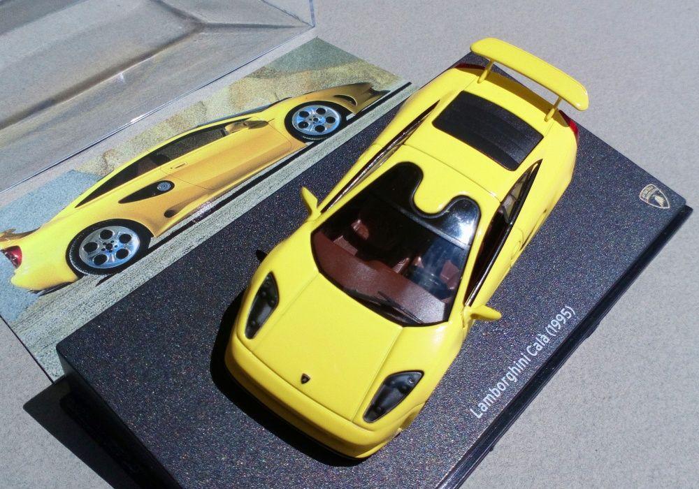 Macheta Lamborghini Cala 1:43 Leo Models