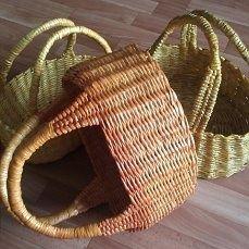 Корзины плетеные