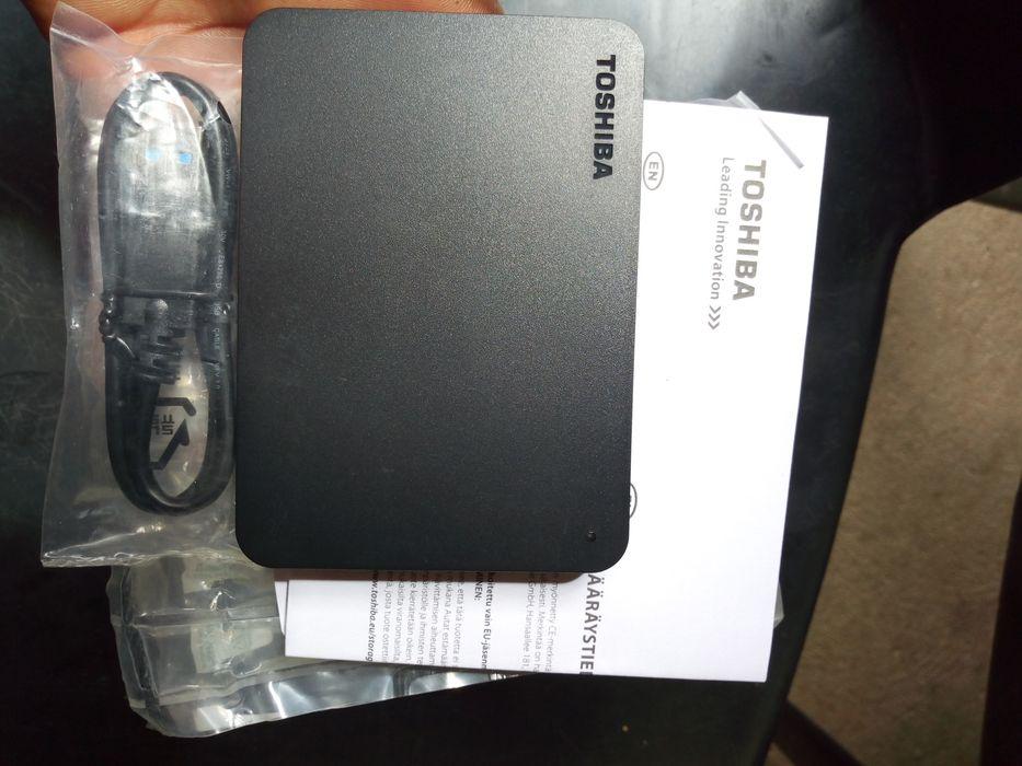Disco esterno 1TB Toshiba 3.0 orginal super novo
