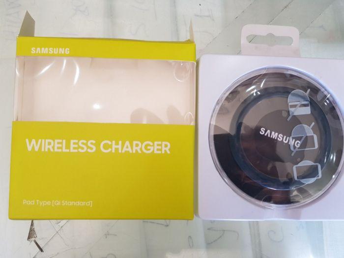 Carregador wireless para s8/s9/note8/note9