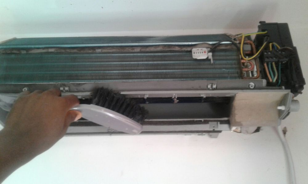 Ar condicionados manutenção e montagem