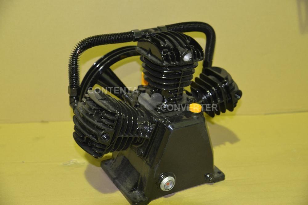Pompa Compresor/Cap compresor 200l/250l/300l/360l/500L/600L/900L/min Timisoara - imagine 3