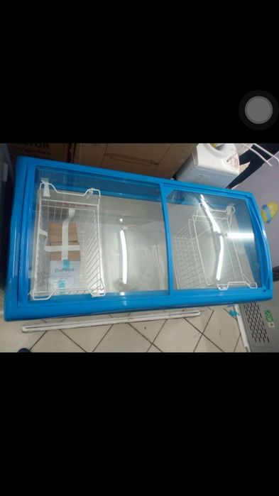 Congelador expositor 336 litros
