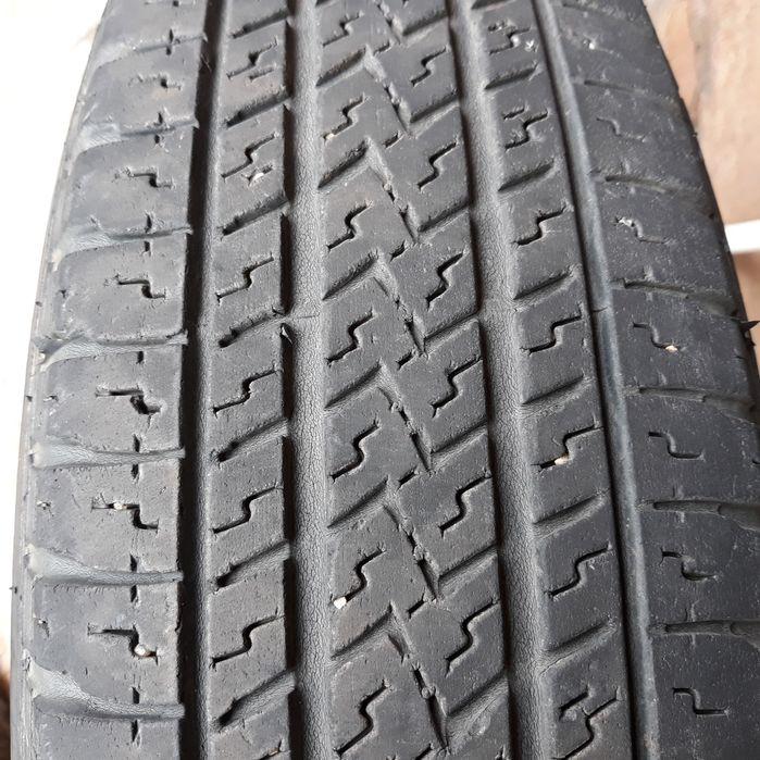 Pneu Bridgestone 175/80R13 Pajero Mini usado