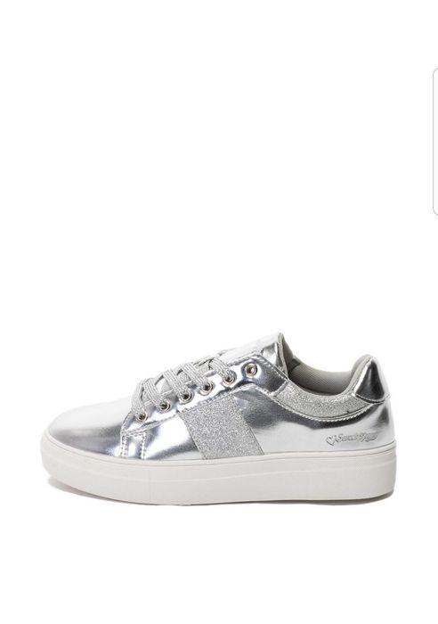 Спортни обувки от еко кожа