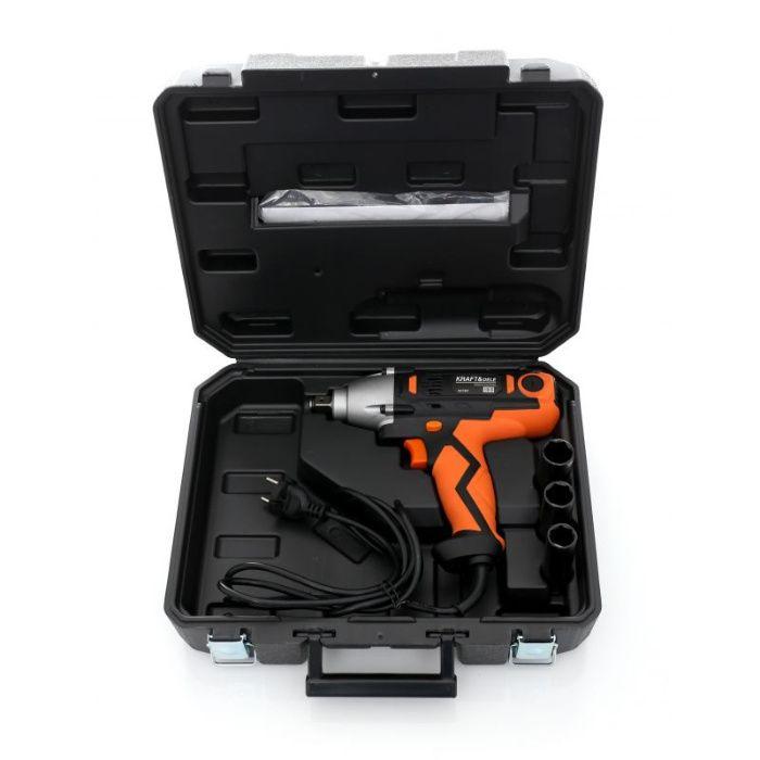 Pistol Impact electric 2100W 220V 800Nm 17,19,21mm KraftDele KD1557 Radauti - imagine 1