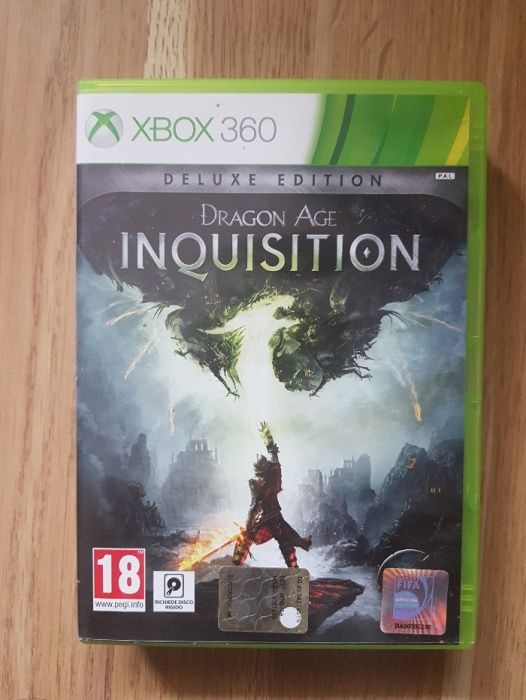 Vand Dragon Age Inquisition Deluxe Edition - Xbox 360