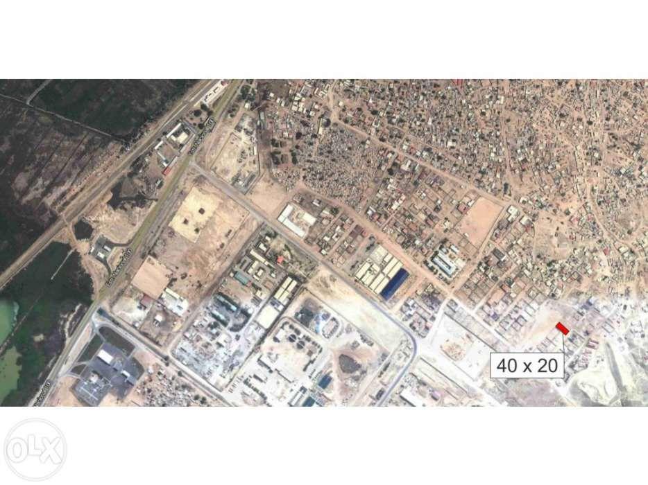 Terreno no Luongo(Ctbla) 40x25