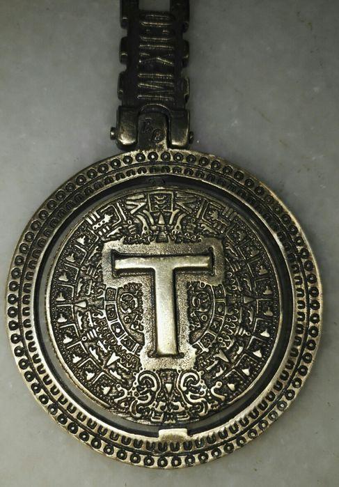 Breloc bronz