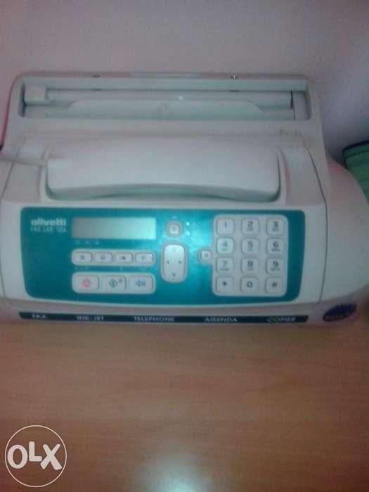 Vind fax olivetti