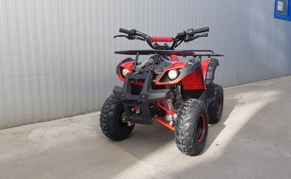 Бензиново ATV 125CC 7 инчови гуми гуми LONCIN двигател Нови