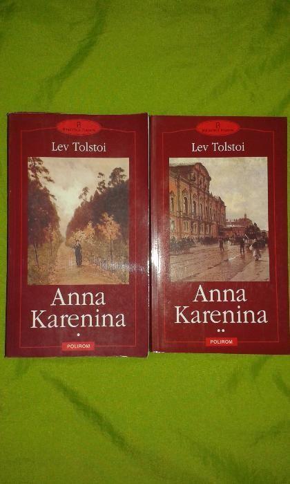 Carte - Anna Karenina / Lev Tolstoi