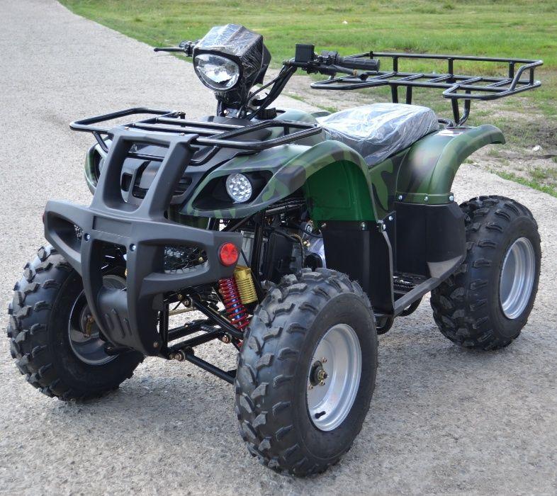 ATV AKP Hummer 250cc, Roti de 10 Nou cu garantie, Import Germania