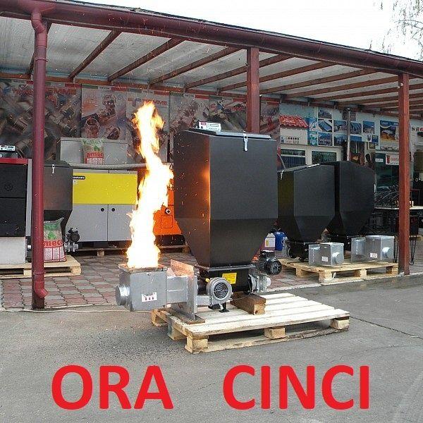 Arzator centrala peleti 30 Kw