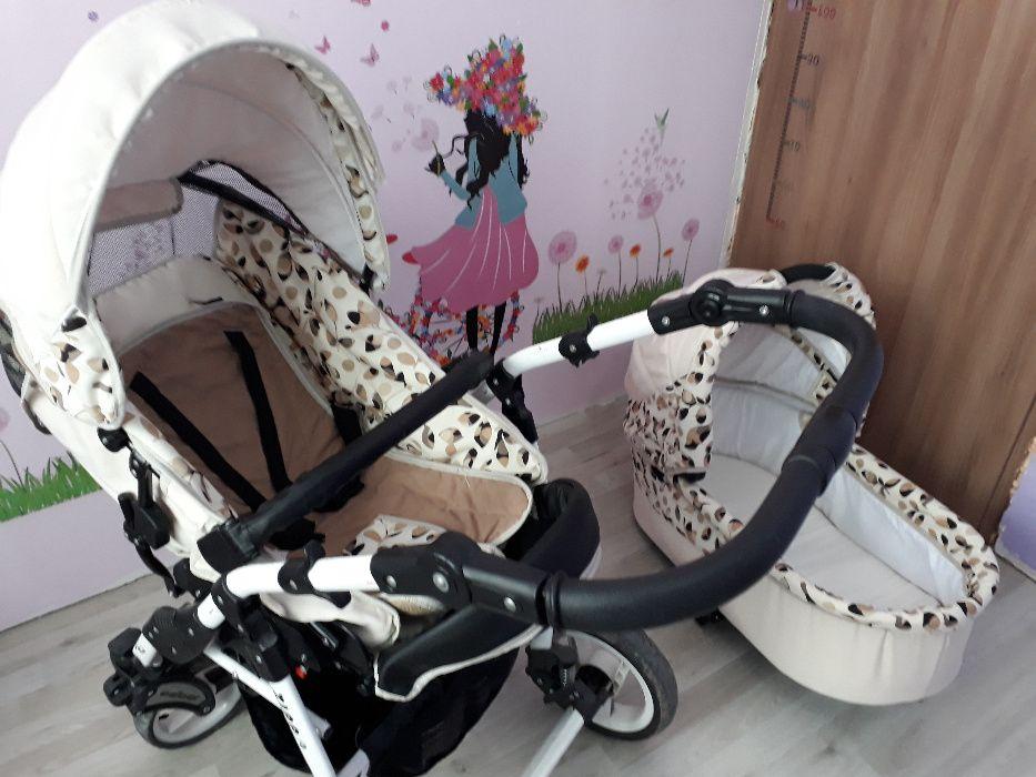 Adbor Zipp 2 в 1 Бебешка количка