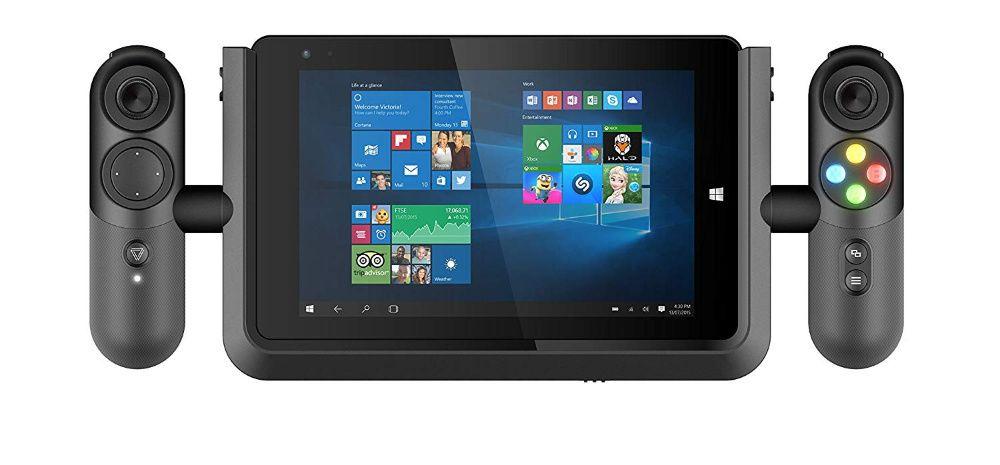 tableta game streaming Linx Vision 8 cu Windows 10