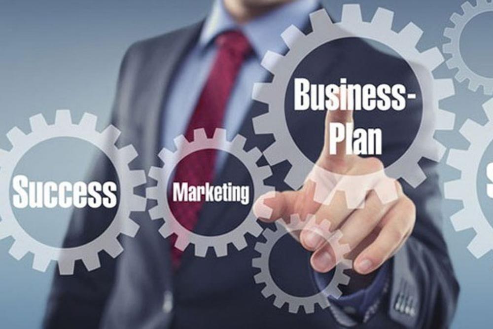 Разработка бизнес плана. БАНК возмещает до 50%