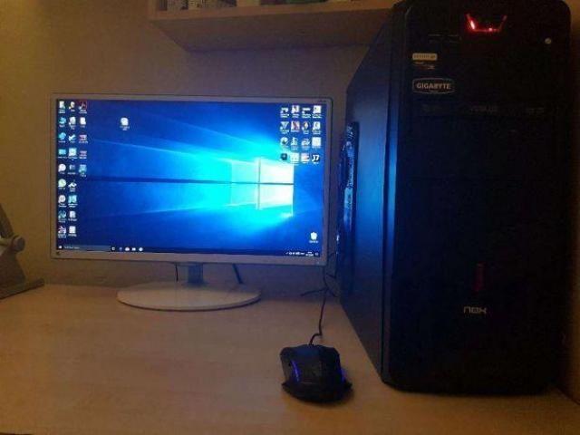 Unitate gaming intel i5 4x3Ghz,Ram 8Gb,Video 2Gb GTX,hard 500Gb,gta 5,