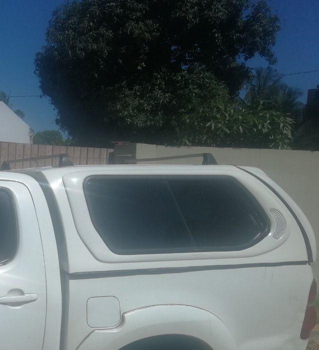 Vendo Canopy em Promoçao para D4D Hilux dupla cabine