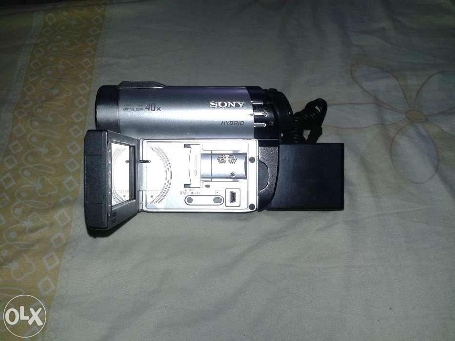 Camera HANDYCAM DCR-DVD610 SONY® Hybrid- 40 x