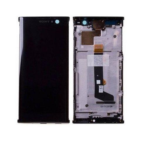 Display cu touchscreen si rama Sony H3113, Xperia XA2 , H4113, Xperia