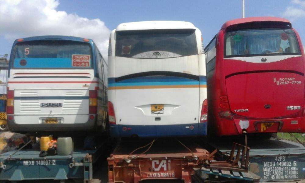 Vende-se Machimbobos marca Isuzu e yotong