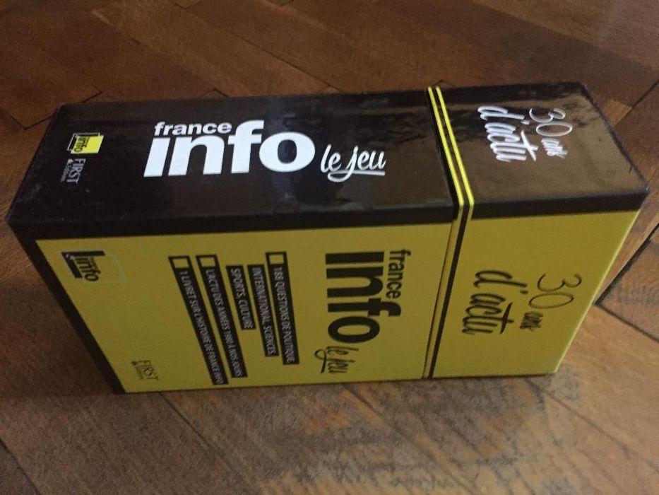 Продавам Игра с карти на Френски с образователна цел