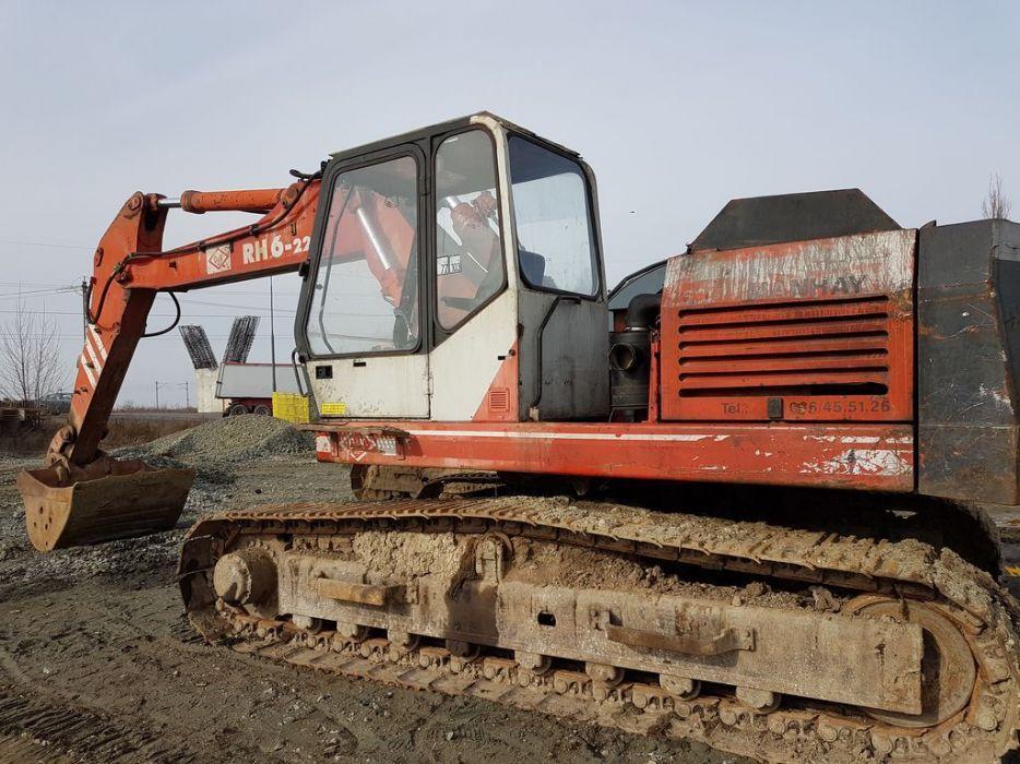 Dezmembrez Excavator O&K RH6 Plopsoru - imagine 2