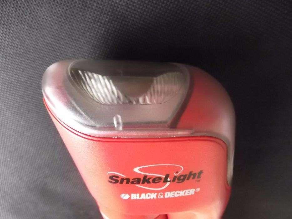 lanterna Black Decker snake