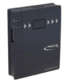Conmutador Para transferir arquivos NGS Transfer BOX Novo