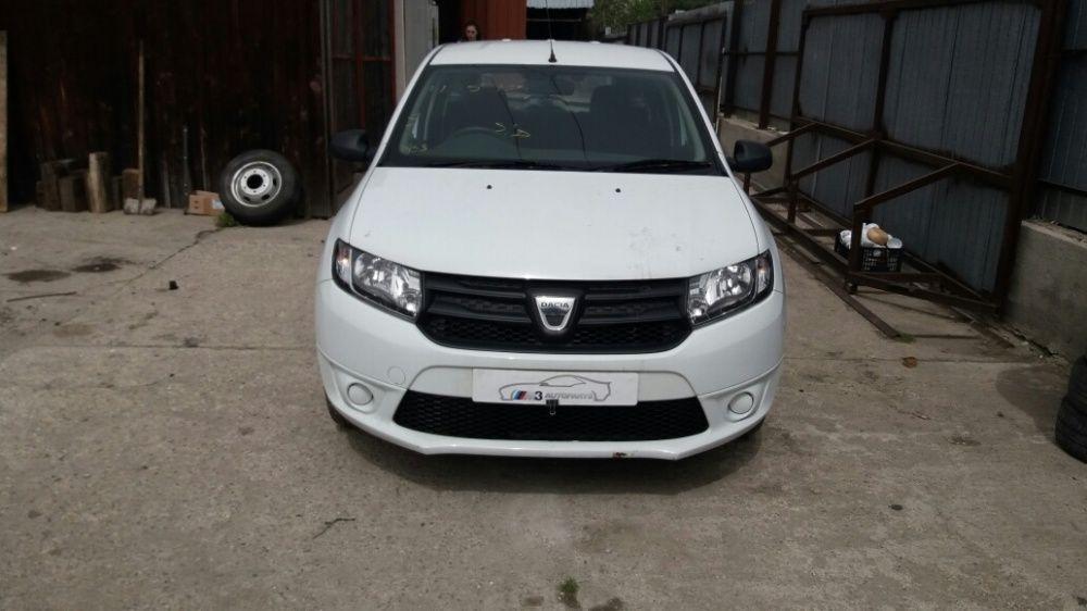 Dacia Logan MCV 2014 1.2 16 v D4F alb dezmembrez piese dezmembrari