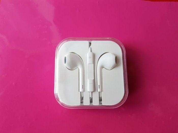 Casti Earpods iPhone 4/4s/5/5S/5C/6/6S/6 plus