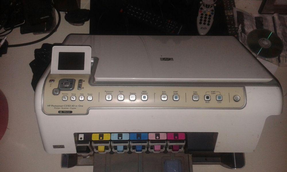 Impressora super em dia